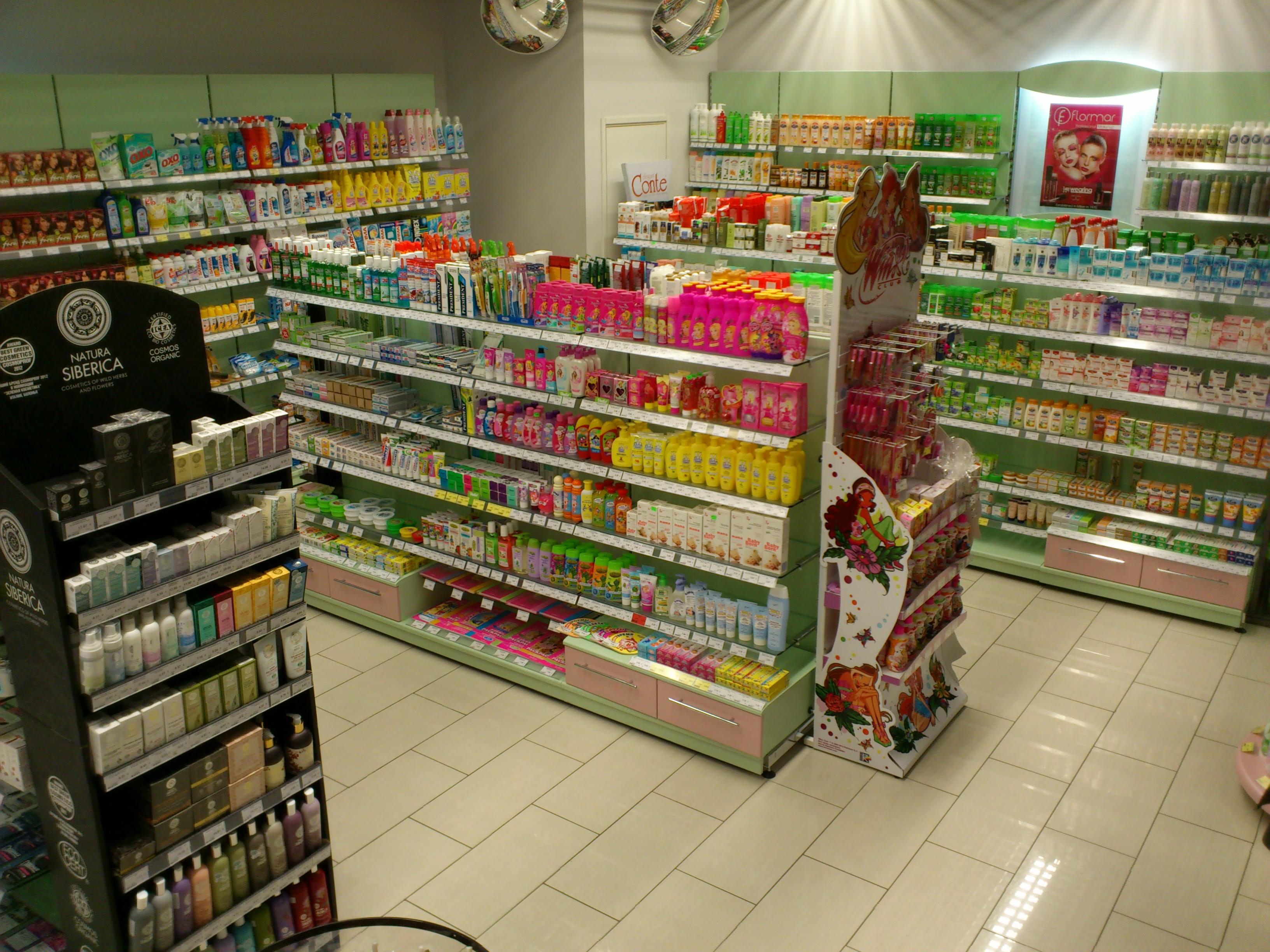 Таллин магазин косметики
